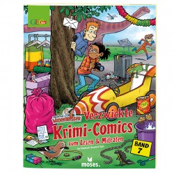 GEOlino Redaktion Wadenbeisser - Krimi-Comics (Band 7)