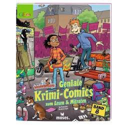 GEOlino Redaktion Wadenbeisser - Krimi-Comics (Band 8)