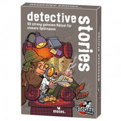 detective stories - black stories Junior