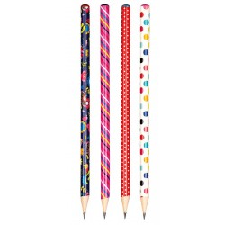Bleistift-Set Flowers & Dots