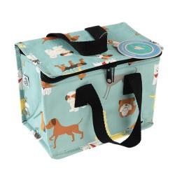 Isolierte Lunch Bag Tasche Best in Show Hunde von Rex London