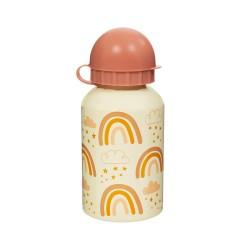 Trinkflasche Regenbogen von Sass & Belle