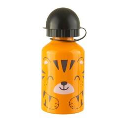 Trinkflasche Tiger in orange von Sass & Belle