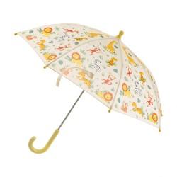 Kinder Regenschirm Safari Savanne von Sass & Belle