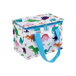 Isolierte Lunch Bag Tasche Roarsome Dinosaurier von Sass & Belle