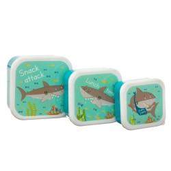 Lunchbox Set Shelby Hai von Sass & Belle