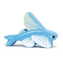 Holztier Fliegender Fisch von Tender Leaf Toys