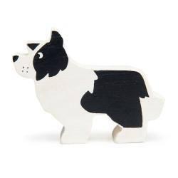 Holztier Hund von Tender Leaf Toys