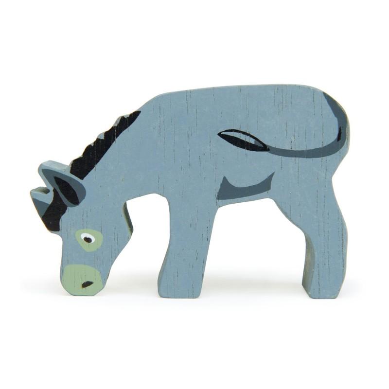 Holztier Esel von Tender Leaf Toys