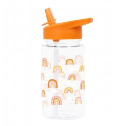 Trinkflasche Regenbogen von A Little Lovely Company