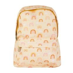 Kinderrucksack Regenbogen in klein von A Little Lovely Company