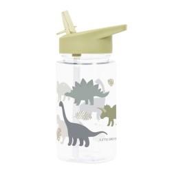 Trinkflasche Dinosaurier von A Little Lovely Company