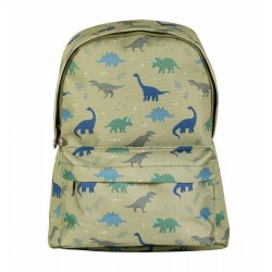 Kleiner Kinderrucksack Dinosaurier von A Little Lovely Company