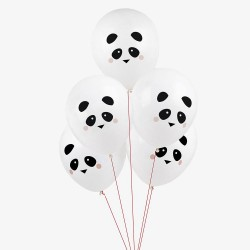My Little Day Luftballons Panda