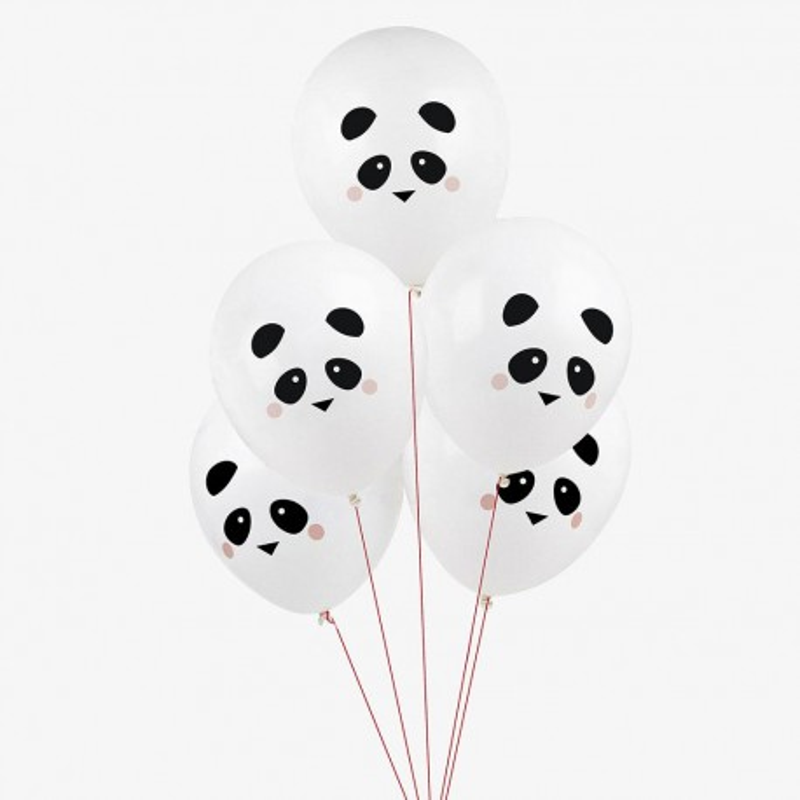 My Little Day Luftballons Panda