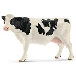 Schleich Tier Kuh schwarzbunt