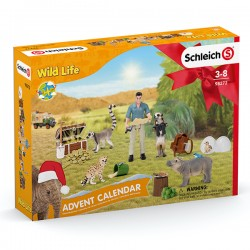Schleich Adventskalender Wild Life 2021