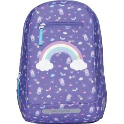 Kindergartenrucksack Dream violett von Beckmann