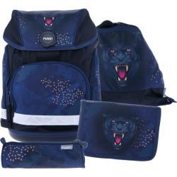 Schulthek Funki Joy-Bag Panther blau