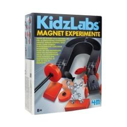 Magnet Experimente für Kinder
