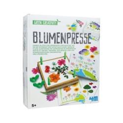 Blumenpresse Green Creativity