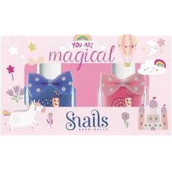Kindernagellack Snails You are magical Set