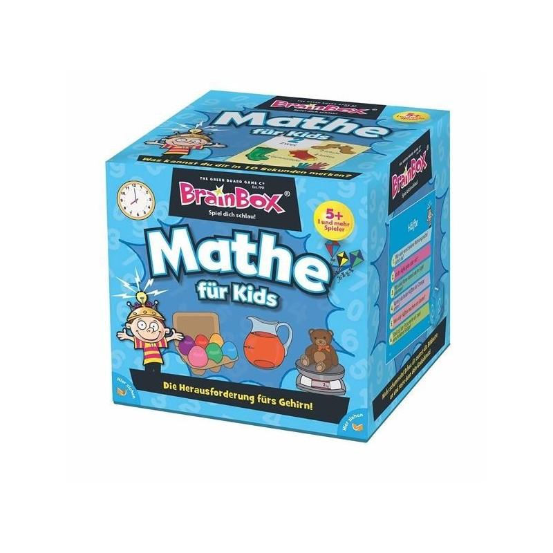 BrainBox Mathe für Kids