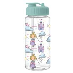 Trinkflasche Prinzessin & Märchenschloss