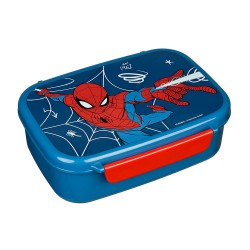 Znünibox Spiderman blau