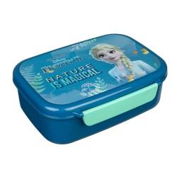 Znünibox Frozen Eiskönigin Elsa blau
