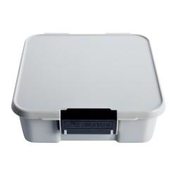 Little Lunch Box Znünibox Bento Five Grau
