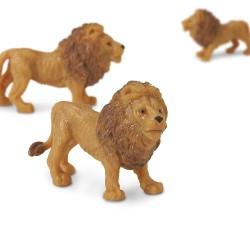 Mini Löwen Spielfigur Glücksbringer