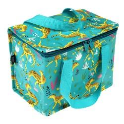 Isolierte Lunch Bag Kühltasche Gepard