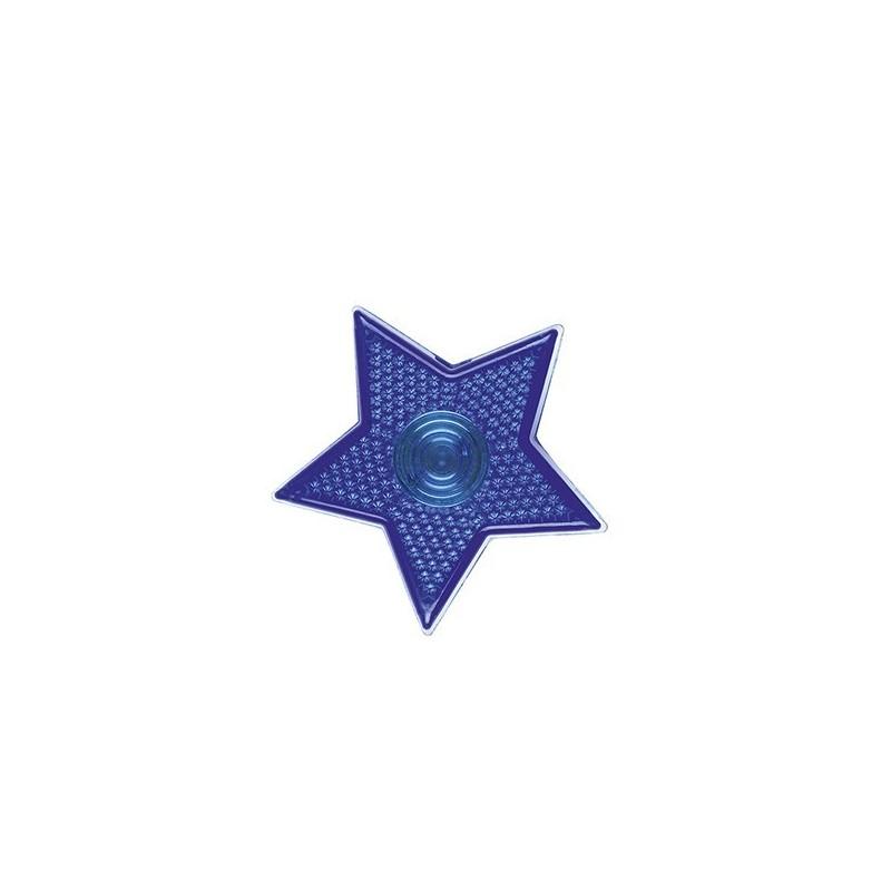 Leuchtender Sternen-Clip
