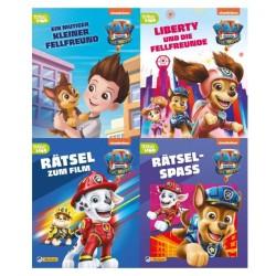 PAW Patrol 1-4 - 4 Pixi Bücher