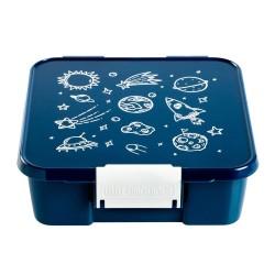 Little Lunch Box Znünibox Bento Five Weltall
