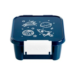 Little Lunch Box Znünibox Bento Two Weltall