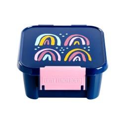 Little Lunch Box Znünibox Bento Two Regenbogen