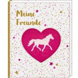 Freundebuch Pferdefreunde