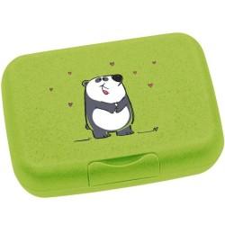 Znünibox Panda grün