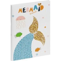 Freundebuch Mermaid Friends