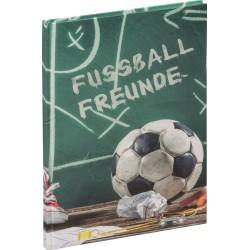 Freundebuch Fussball Freunde