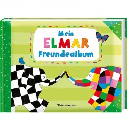 Freundebuch Mein Elmar Freundealbum