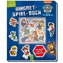 Paw Patrol Magnet-Spiel-Buch - Lernspass mit 16 Magneten