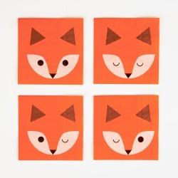 My Little Day - 20 Servietten Mini Fuchs